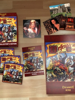 Defender of the Crown – Extended Collector´s Edition